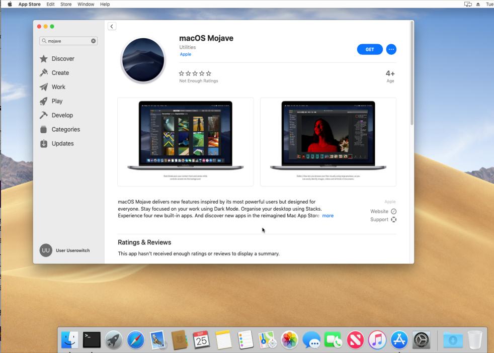 Mac os mojave dmg google drive extension